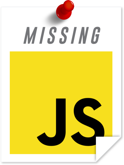 Javascript is not enabled